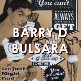 Barry D Bulsara