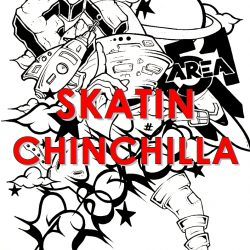 Skatin Chinchilla