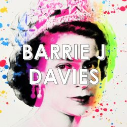 Barrie J Davies