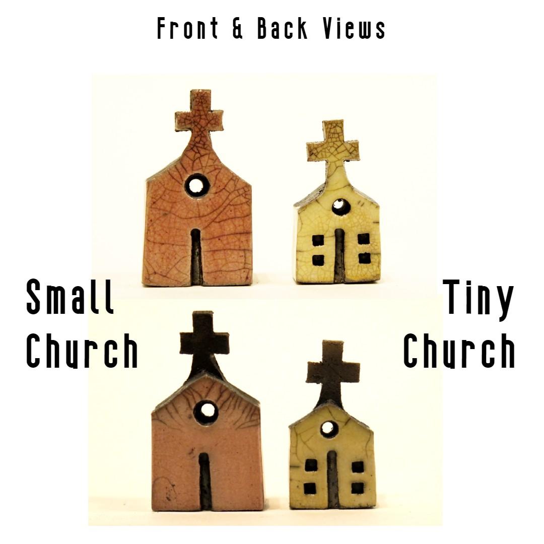 raku glaze ceramic churchsculpture
