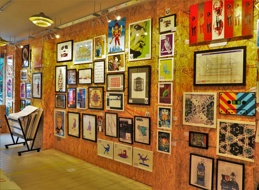 Conclave Brighton Art Gallery exhibition view Winter Collection 2020