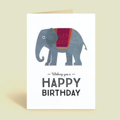 Laura Danby Greetings Card