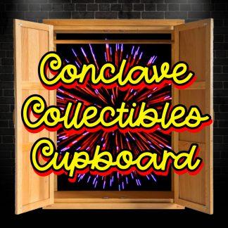 Conclave Collectibles' Cupboard