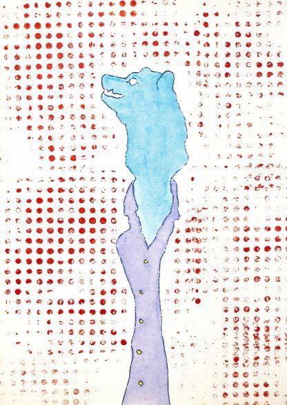 Guillaume Serve - Untitled (Bear)