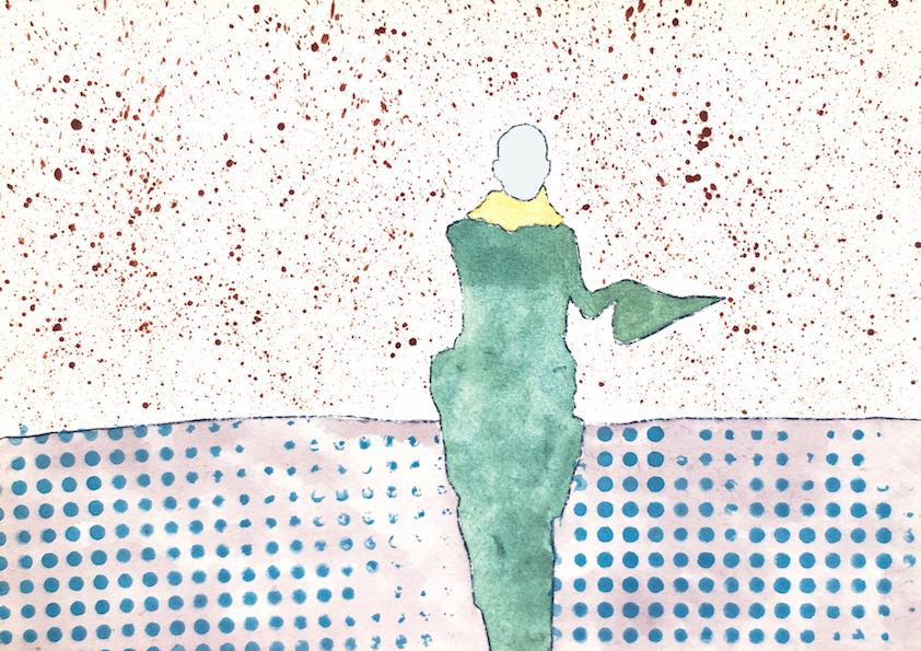 Guillaume Serve - Untitled (Horizon)