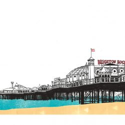 Daniel Haskett -Brighton Rock