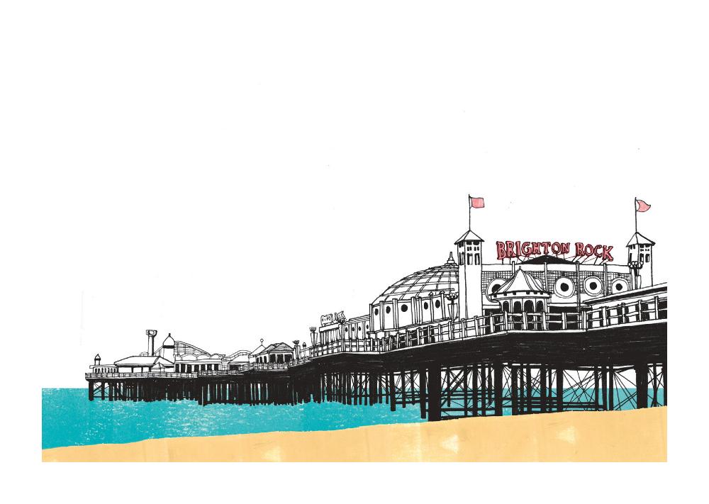 Daniel Haskett -Brighton Rock