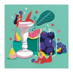 Gem D'Souza - Fruity Clowns