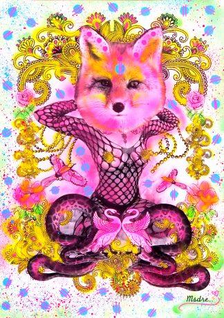 Msdre - Foxy Lady (Original)