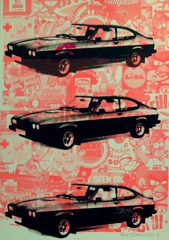 Barrie J Davies - Drive my car