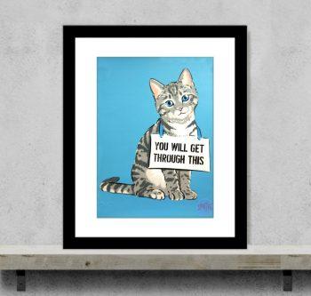 Sprite - Positivity Kitty
