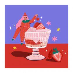 Gem D'Souza - Strawberries