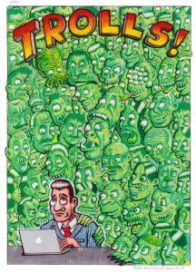 Michael Panteli - Trolls