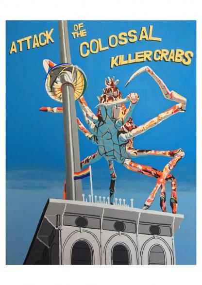 Beav-Art: Attack Of The Colossal Killer Crab