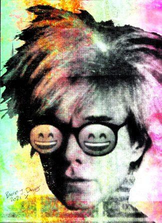 Barrie J Davies - Pop Man A4