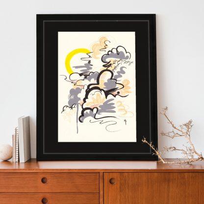 Mishfit - Cloud 9 #1 (ORIGINAL ARTWORK)