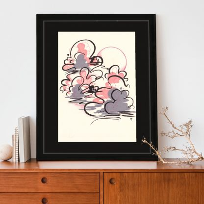 Mishfit - Cloud 9 #4 (ORIGINAL ARTWORK)