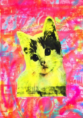Barrie J Davies - Kitschy Cat (A2 #3)