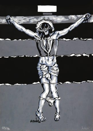 A.Pozas - No God, No Religion #1