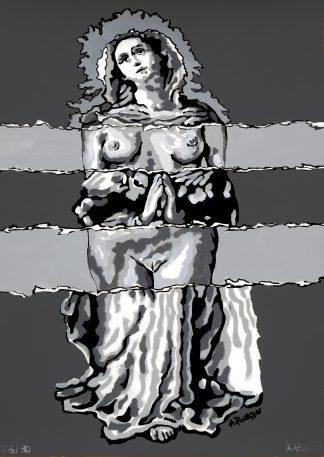 A.Pozas - No God, No Religion #2