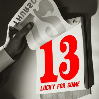 13: Lucky For Some