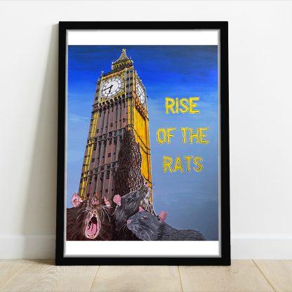 Beav-Art - Rise of the Rats