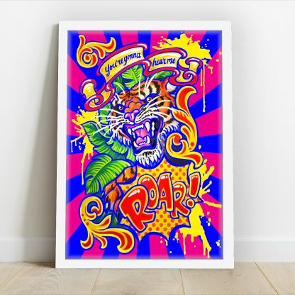 Dave Pop! - Roar!