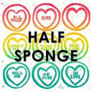 Half Sponge