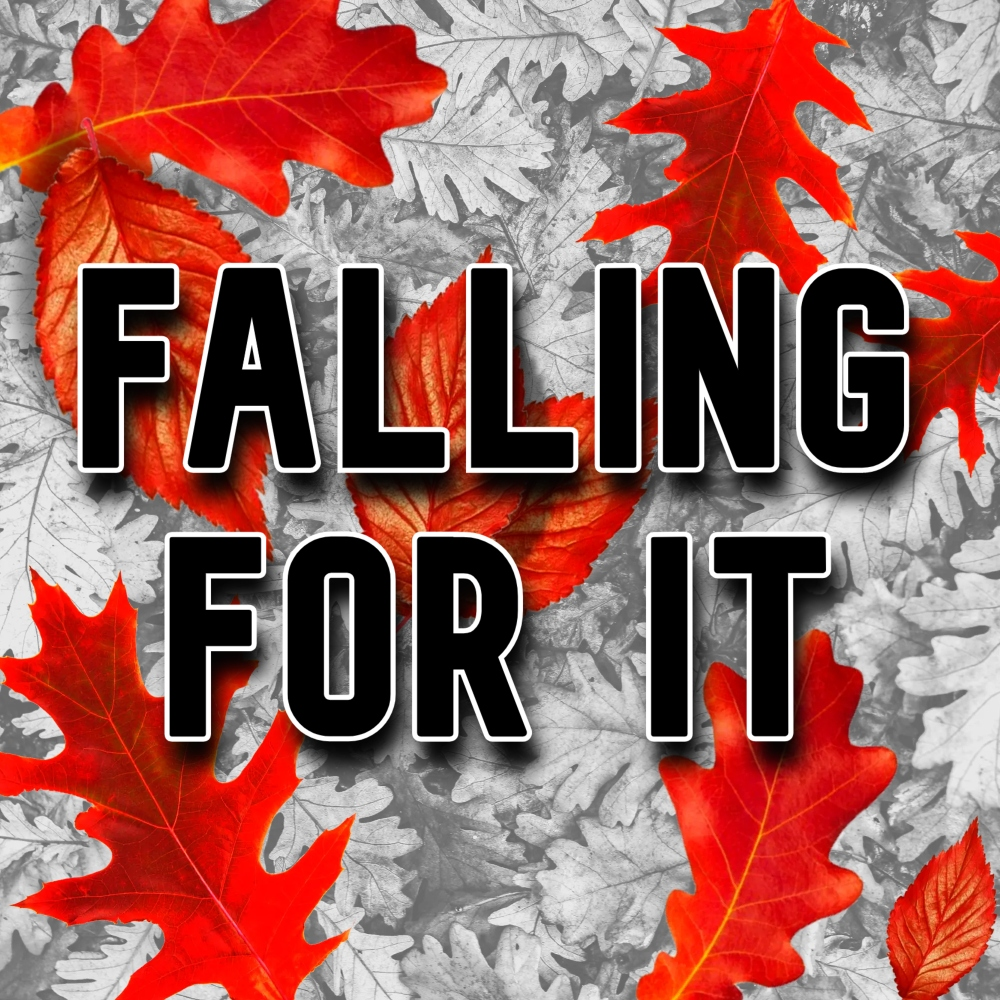 Falling for it - group show