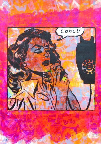 Barrie J Davies - BJD233 - Call Girl (Cool) A3