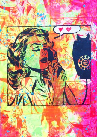 Barrie J Davies - BJD235 - Call Girl (♥♥)