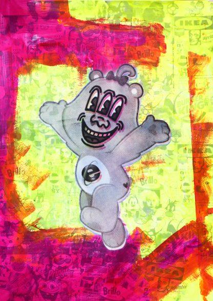 Barrie J Davies - Wrong Bear (original)