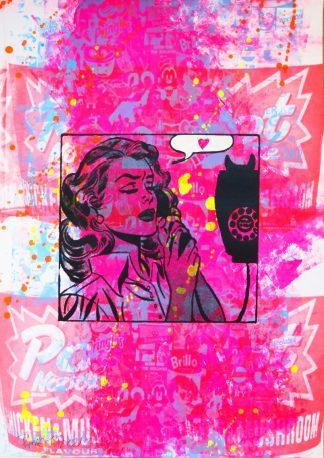 Barrie J Davies - Call Girl