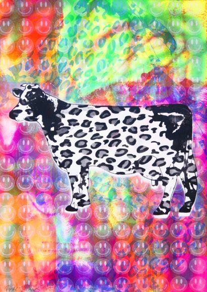 Barrie J Davies - Crazy Cow
