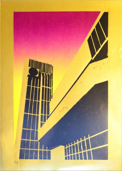 Daniel Mortimer Skinner - Hove Town Hall Gold