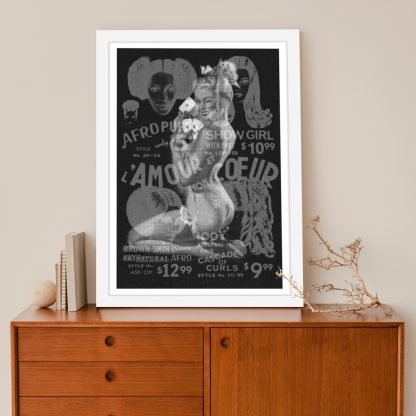 Ashley Jouhar - L'Amour limited-edition art print