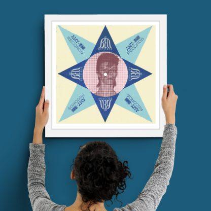 Ashley Jouhar - Starman - limited-edition art print