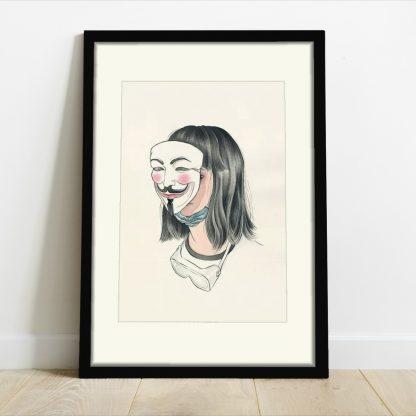 Siu Man Wu - V for Vendetta