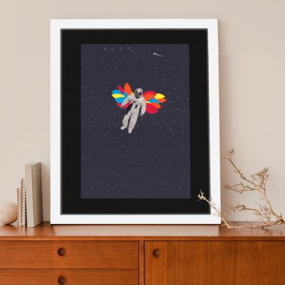 Visage de Collage - My God...it's full of stars