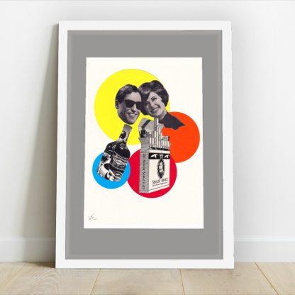 Visage de Collage - An Ideal for Living
