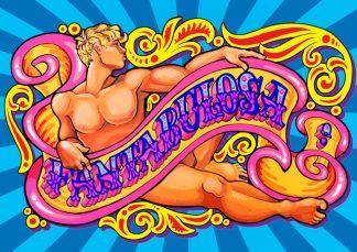 Dave Pop! - fantabulosa limited-edition art print